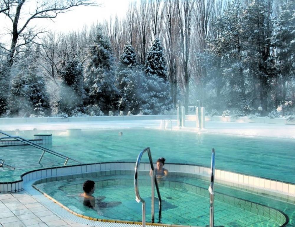 Новый год на термальных источниках венгрии